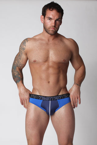 Aero Tech Brief - Blue
