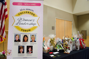 Fullertons Women's Leadership Forum