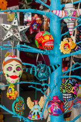 mexican folk art christmas ornaments