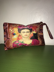 Make Up Bag - Frida Kahlo