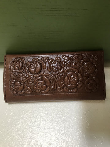 Woman's Leather Wallet