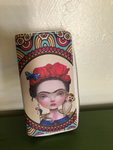 Woman's Frida Kahlo Wallet
