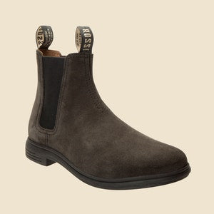 Barossa Men's Casual Boot, Charcoal (142)