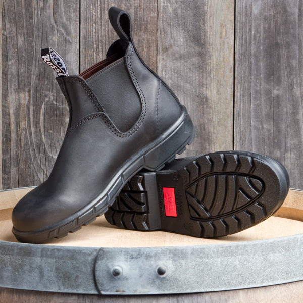 ENDURA Work Boot, BLACK (301)