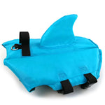 BABY BLUE SHARK LIFE JACKET