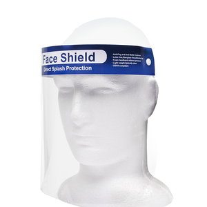 Face shield visor, clear , COVID 19