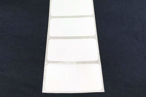 "Direct Thermal Paper Label - 1 Label Across, 2"" x 1"""