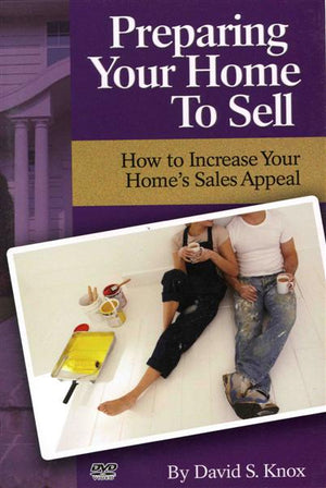 Prepare Your Home to Sell (DVD)