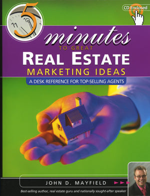 5 Minutes to Great Real Estate Marketing Ideas