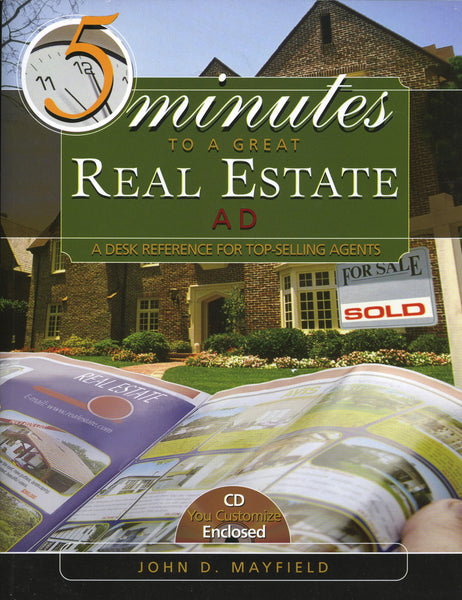 5 Minutes to a Great Real Estate Ad