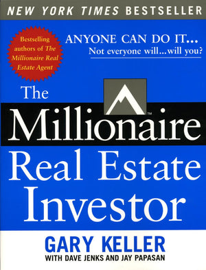 Millionaire Real Estate Investor, The (Soft Cover)
