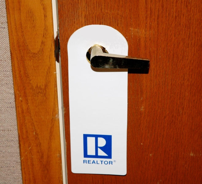 Padded Door Protector For Lock Box Foam Realty Supply