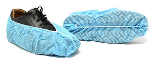 Shoe Covers, Blue