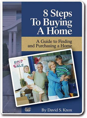 8 Steps to Buying A Home (DVD)