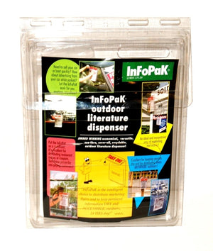 Flyer Box, Infopack