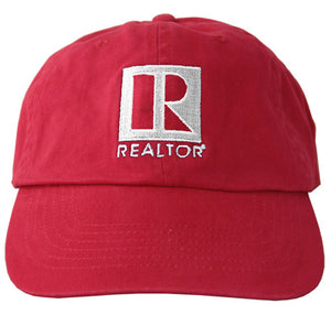 Baseball Cap with REALTOR® Logo