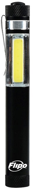 "Flashlight - 4"" LED flashlight"