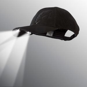 Baseball Cap, LED Light Up