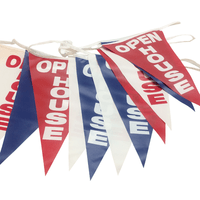 Pennants on String