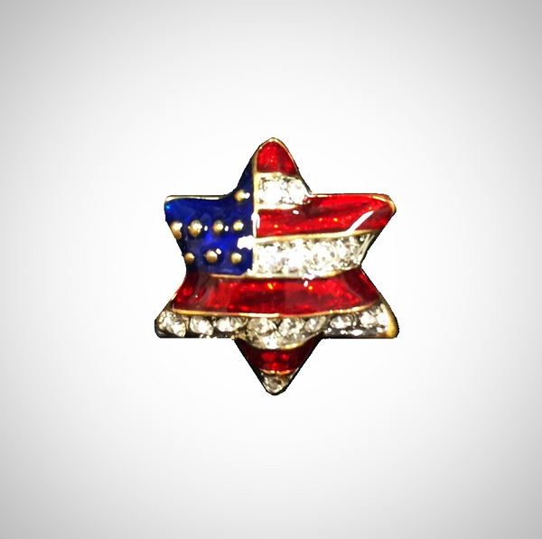 American Flag Pin - Star