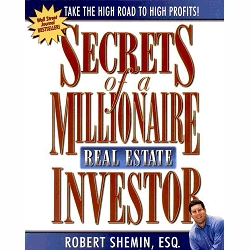 Secrets Of A Millionaire Real Estate Investor (Soft Cover)