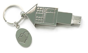 Key Chain USB Drive (4GB)