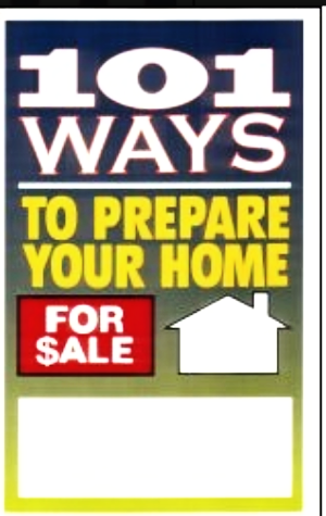 101 Ways To Prepare Your Home For Sale
