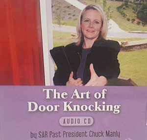 Art of Door Knocking (CD)