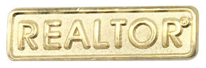 REALTOR® Solid Bar Magnetic Pin