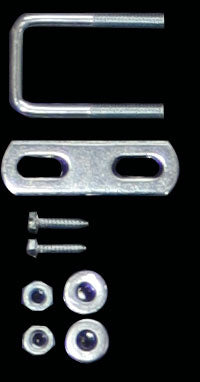 U-Clamp / Steel U Bolt
