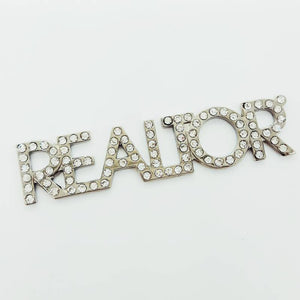 REALTOR Crystal Pin
