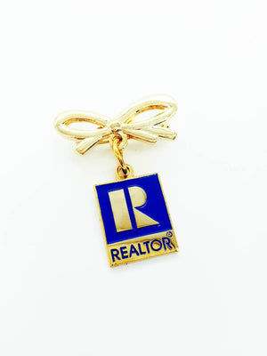 REALTOR® Bow Pin