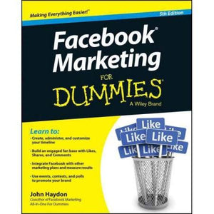 Facebook Marketing for Dummies (Soft Cover)