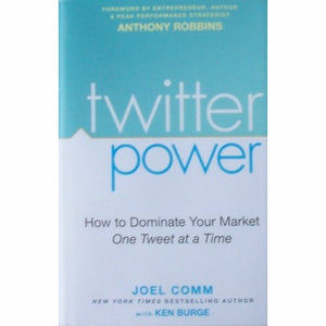 Twitter Power (Hard Cover)