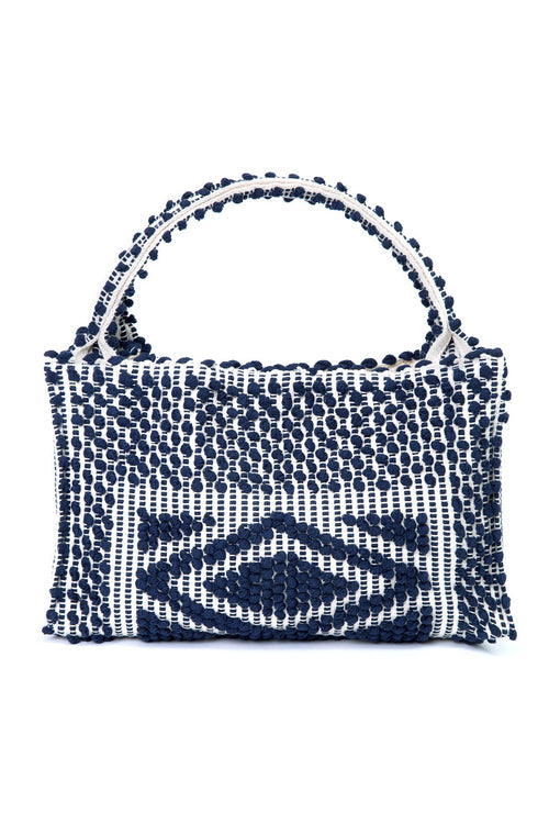 Wool Mont Bleu Bag