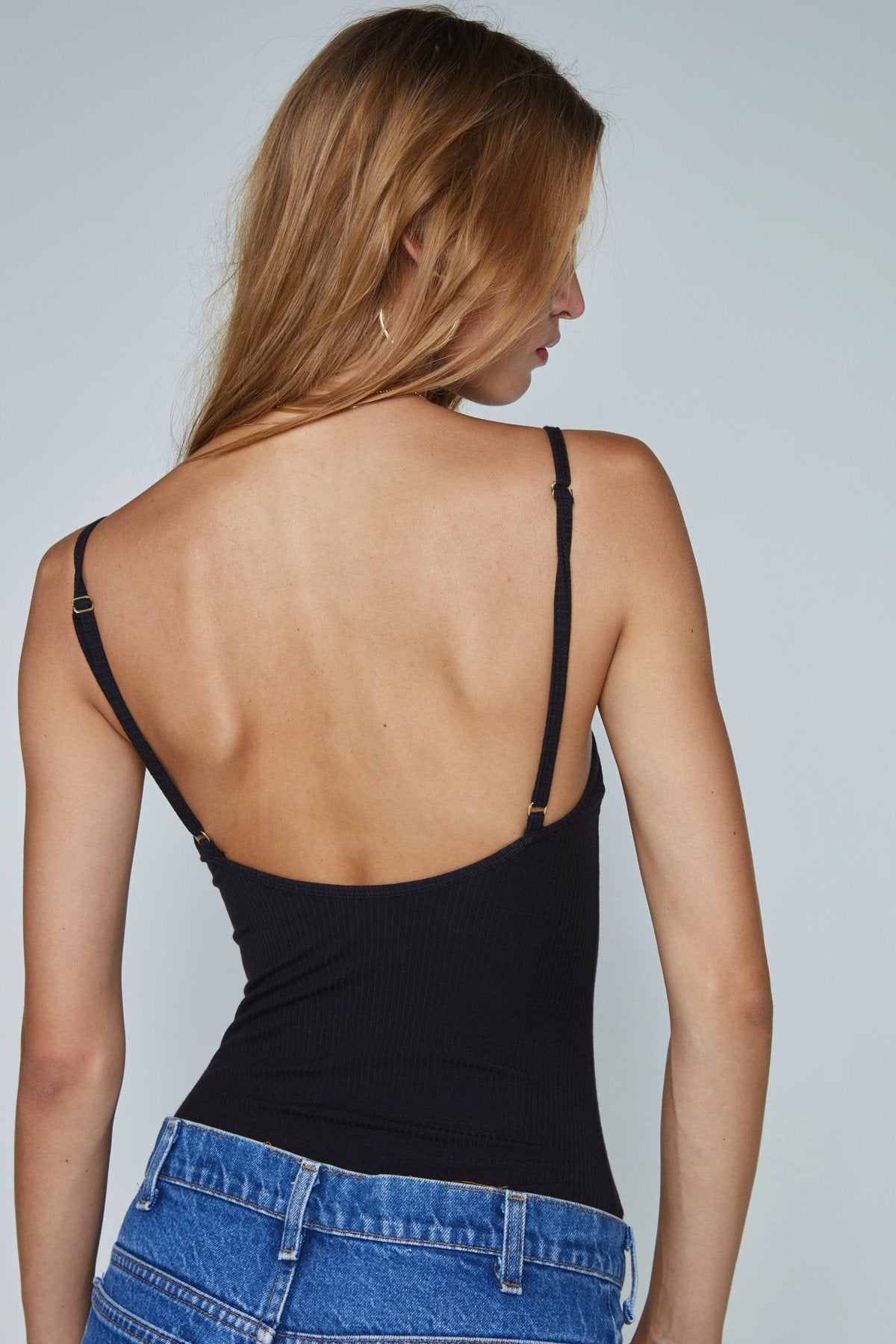Bianca Bodysuit-Black