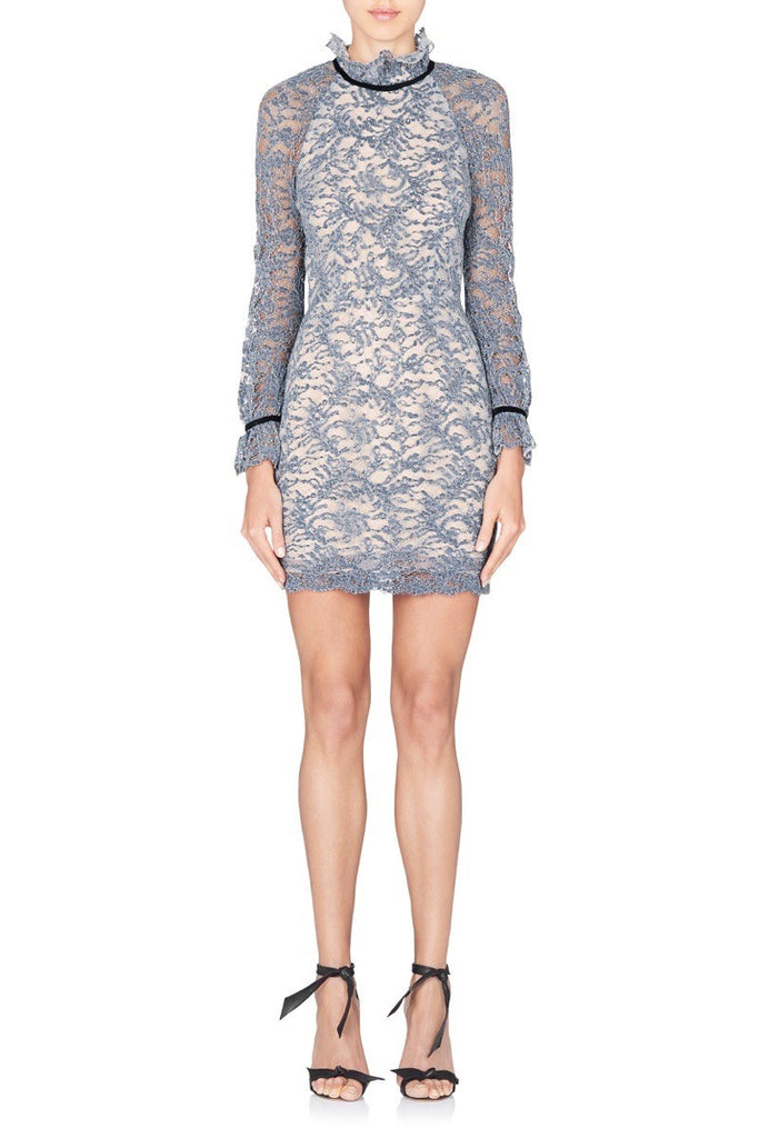 Alexa Long Sleeve Mini Dress