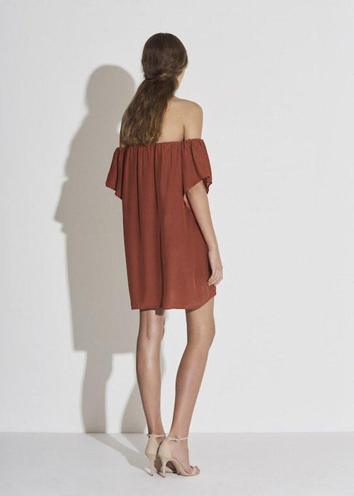 Clo Off-Shoulders Dress