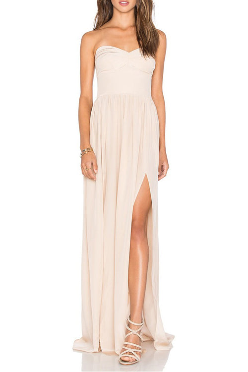 Gisele Maxi Dress-Earth
