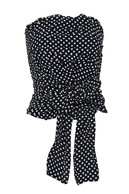 Molly Top-Polka Dots