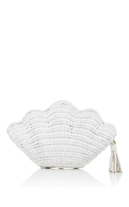 Jane Seashell Clutch