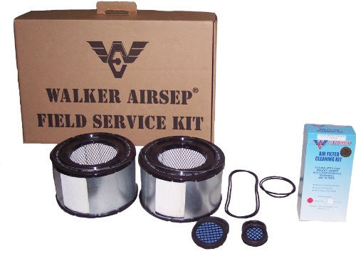 "CCE FIELD SERVICE KIT 12"" AIRSEP COALESCER 2 PAK -Part# 1000821"