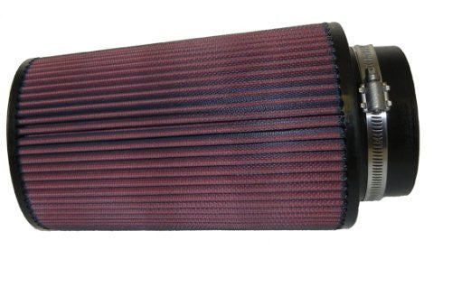 "High-Air Performance Air Filter 4"" Inlet (6Dia x 9L) Tapered -Part# 40-1200"