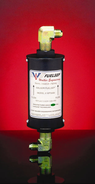 Walker Fuelsep - Permanent Fuel Treatment Device - WF5000