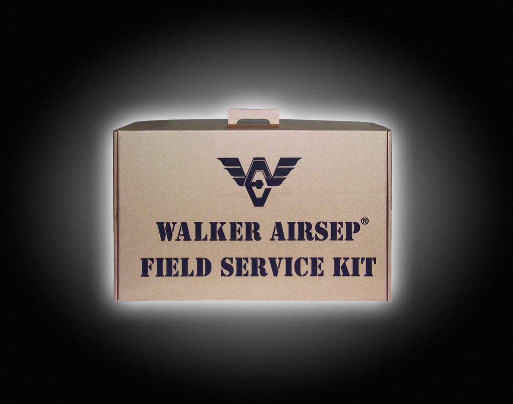 "FIELD SERVICE KIT 10"" x 14""  Traditional Tapered Air Filter 2 PAK -Kit # 1001138"