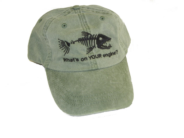 Walker AIRSEP Gear - Fishing CAP