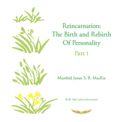 11. Reincarnation: The Birth and Rebirth of Personality, Part I