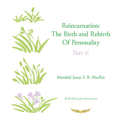 13. Reincarnation: The Birth and Rebirth of Personality, Part II