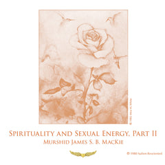 Spirituality and Sexual Energy, Part II