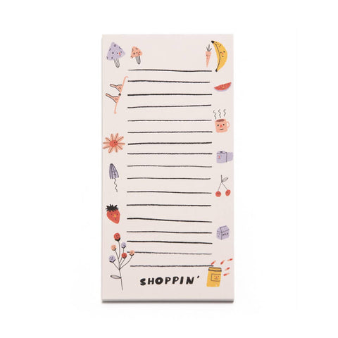 Shoppin' Market Notepad